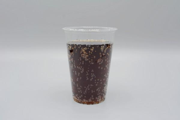 Trinkbecher 200 ml glasklar BIO