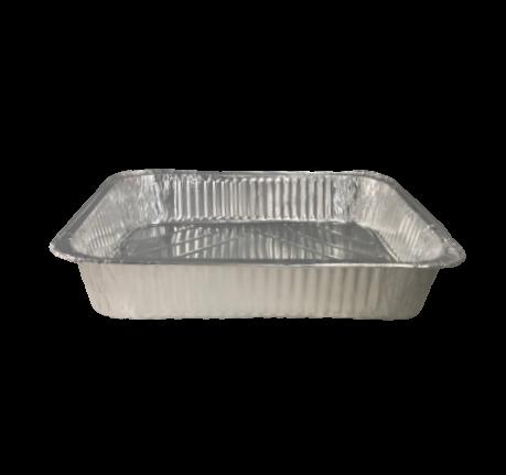 Aluschale Alubehälter 1/2 Gastronorm versch. Höhen VE 10 St.