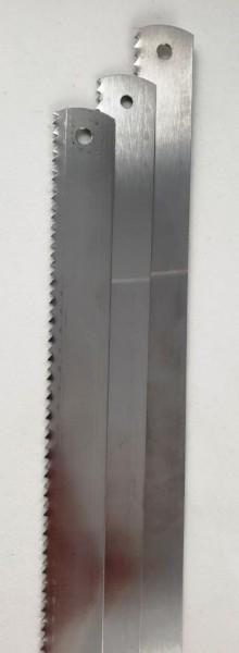 Ersatzsägeblatt für Bogensäge rostfrei verschiedene Längen