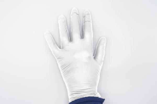 Einmalhandschuhe NITRIL weiß 200 Stk Vorteilspack