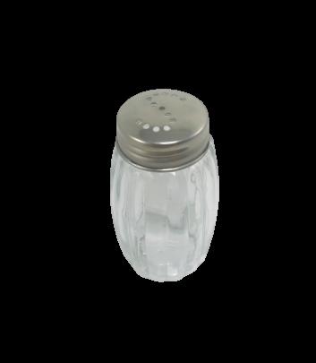 Salz Pfeffer Streuer Glas
