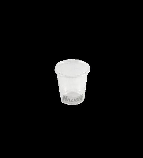 Schnapsglas Einweg glasklar 2cl/4cl VE 40 St.