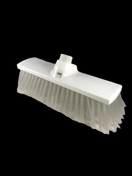 Besen HYGENIA-System Straßenbesen HACCP 2 Breiten 30 und 60cm harte Borsten