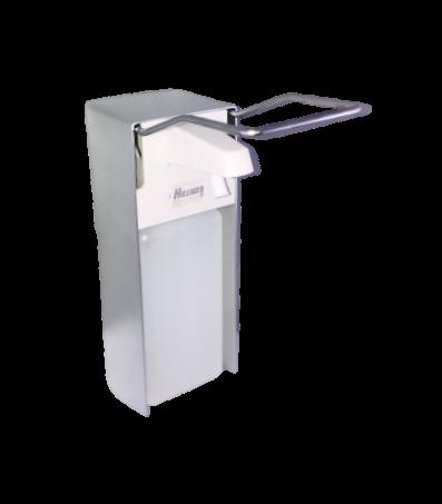 Desinfektionsspender Seifenspender 900 ml Aluminiumlegierung mit Wandbefestigung