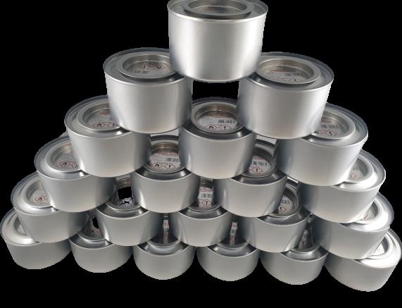 Sicherheits- Brennpaste Metalldose 200g ohne Methanol