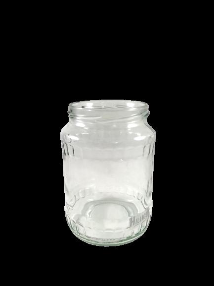 Glas 720 ml Schraubglas TWO 82 mm Einmachglas Gläser