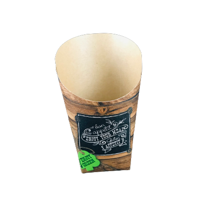 Wrap Cups 'Enjoy your meal' Wrapverpackung 1000 Stück
