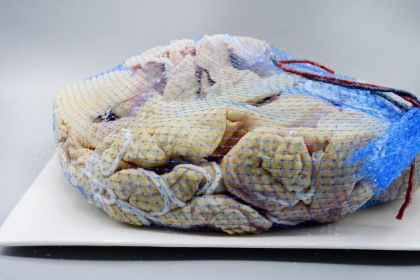 Schweinekrausen abgebunden Netz 100 Stk.