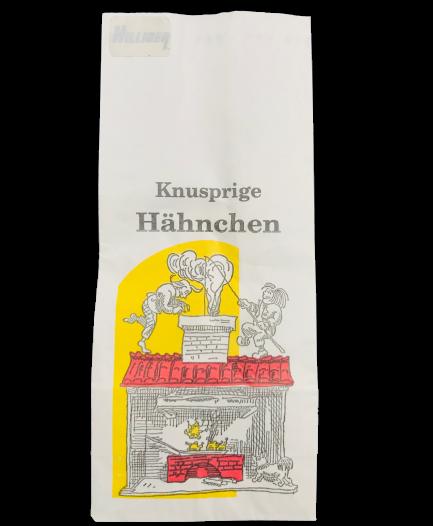 Hähnchenbeutel 'Max&Moritz' versch. Größen 3lagig VE 100 St.