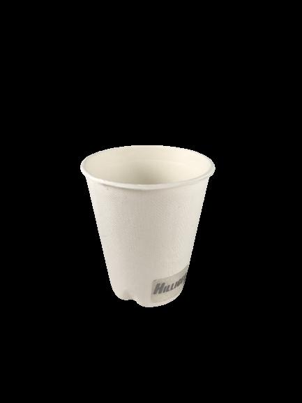 BIO Coffee to go Becher 0,2l Zuckerrohr VE 40 St.
