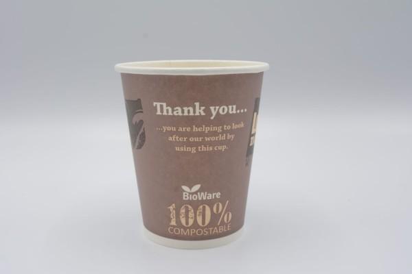 Coffee to go Becher 0,2l BIO