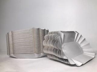 Pappschalen verschiedene Größen