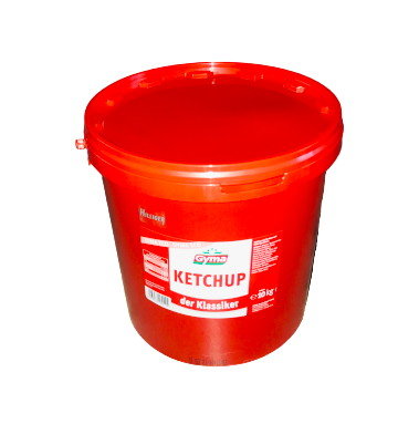 Tomatenketchup 10 kg Eimer