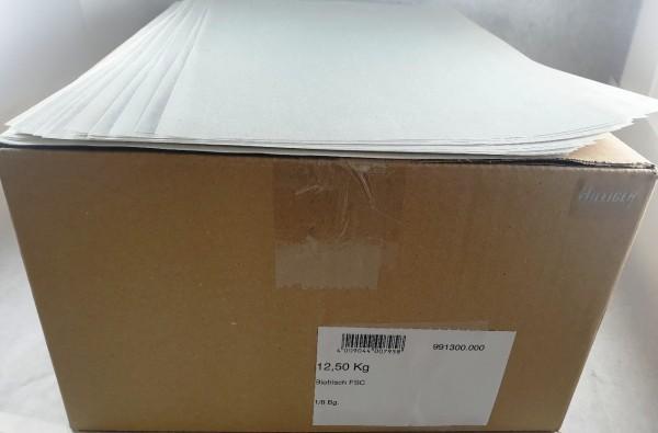 Wachspapier Biofrisch Metzgerwachs Kt. 12,5kg in verschiedenen Formaten