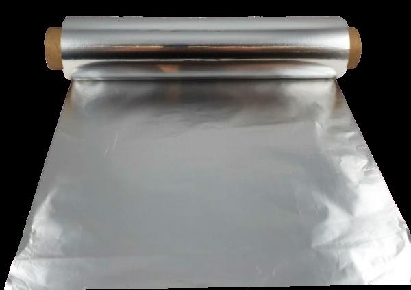 Aluminiumfolie 150 Meter verschiedene Breiten und Stärken