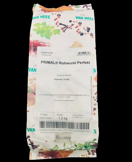 PRIMAL Rohwurst Perfekt mit Umröter VAN HEES