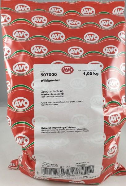 Wildgewürz AVO 507000