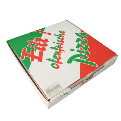 Pizzakartons 20x20x3 cm 'ofenfrische Pizza' 200 St
