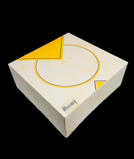 Tortenkarton ohne Sichtenster 19x19x8 cm 25 Stück