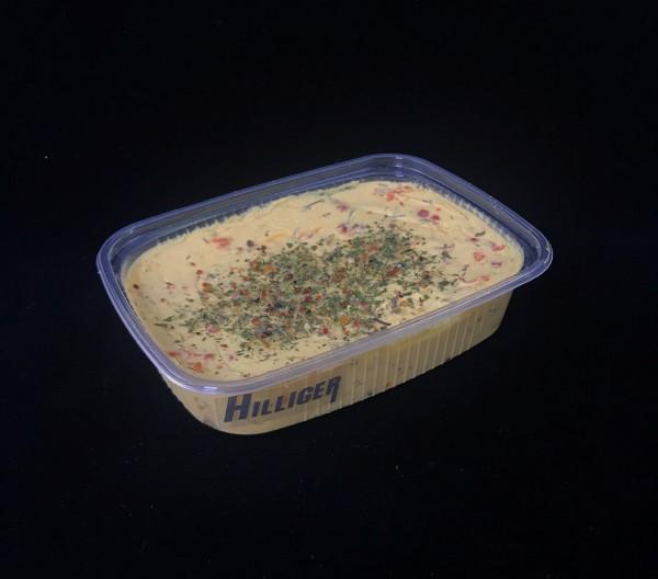 Feinkostbecher 125ml, 250ml, 500ml rechteckig mit Deckel transparent Salatbecher