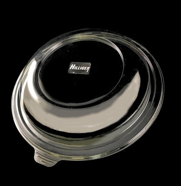 Deckel für Salatschale UFO rund schwarz 600/750ml 50 Stück