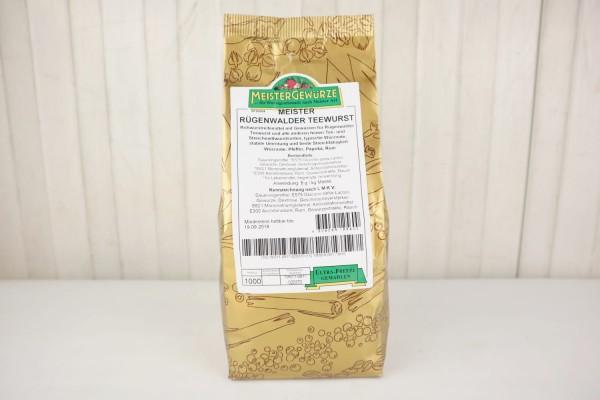 Meistergewürz Rügenwalder Teewurst