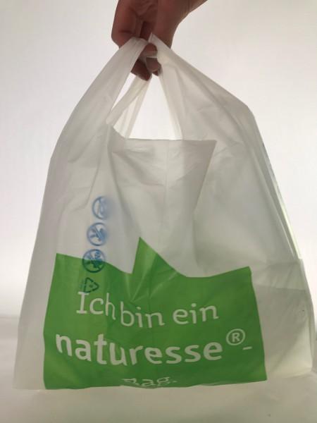 Bio Hemdchenbeutel Tragebeutel NATURESSE