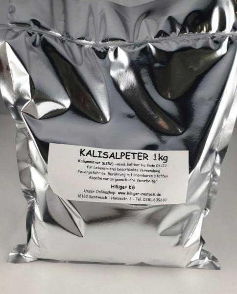 Kalisalpeter E 252 (KNO3) 1 kg