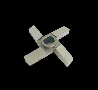 Kreuzmesser 4-flüglig Gr. R70 System Unger für Fleischwolf
