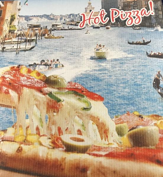 Pizzakarton 30x30x4,2 cm FRANCIA VE 100 St.