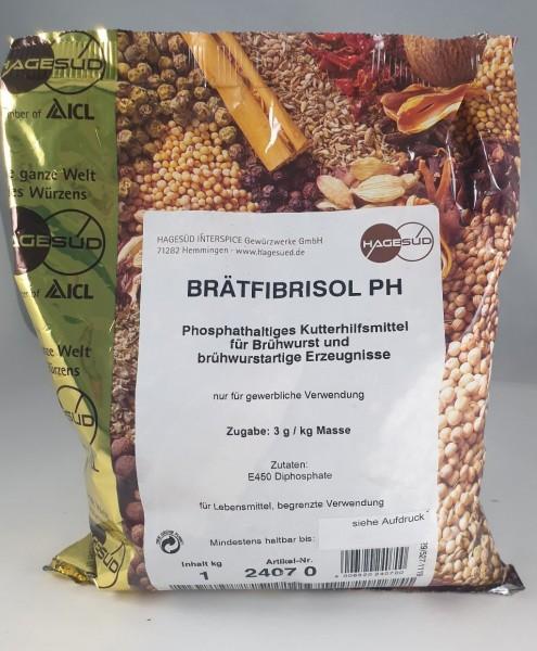 Brätfibisol PH Kutterhilfsmittel Bindemittel Fibrisol VE 1kg