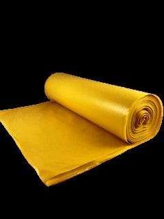 Müllsäcke gelb 120 Liter EXTRASTARK Rolle 25 St