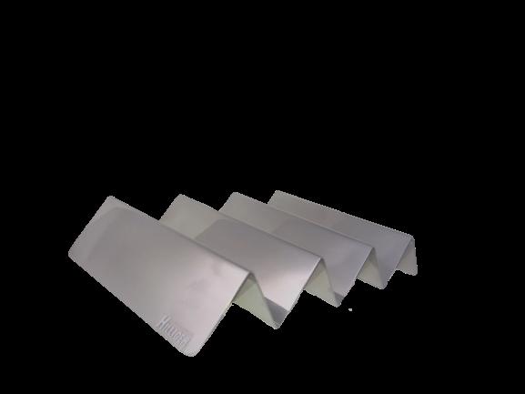 Snackwelle Baguettehalter für mit 3 oder 4 Mulden