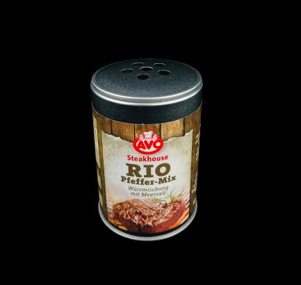 Steakhouse-Pfeffer-Mix RIO AVO Streuer