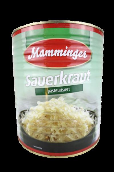 Delikatess-Sauerkraut 9,7 kg Dose